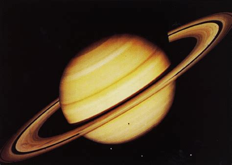 how big is earthpared to saturn saturn voyager 2 pics about space
