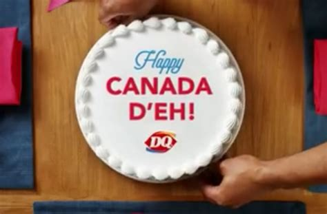 Dairy Queen Gift Card Canada - dairy queen canada 150 contest deals from savealoonie