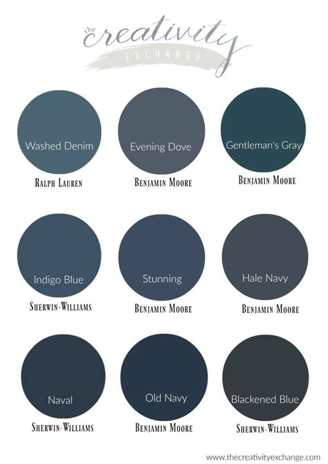 best paint colors best 25 navy paint colors ideas on navy