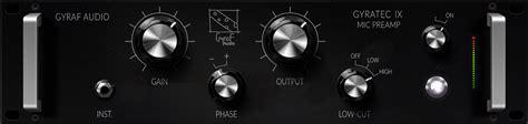 preamp emulations antelope audio