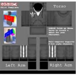 Shirt Template Roblox by Adidas Shirt Template Roblox