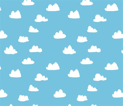 pastel cloud pattern clouds soft pastel baby blue clouds illustration