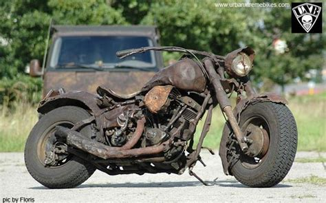 Top 5 Rat Rod Motorcycles