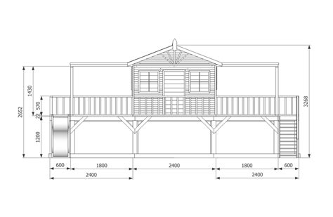simple cubby house plans cubby house plans free australia