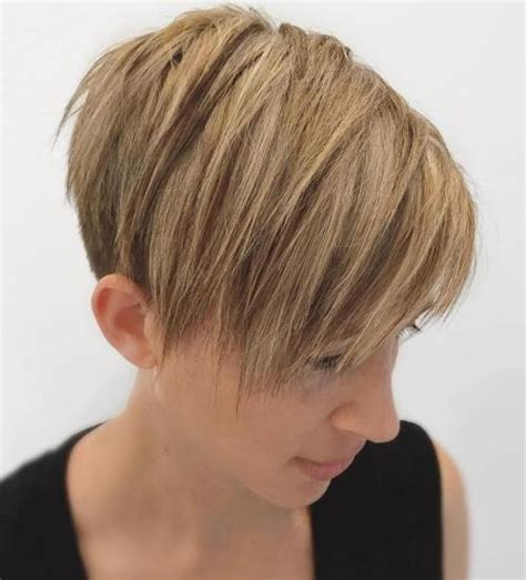 feathered pixie cuts feathered pixie cuts pin feathered bangs on pinterest