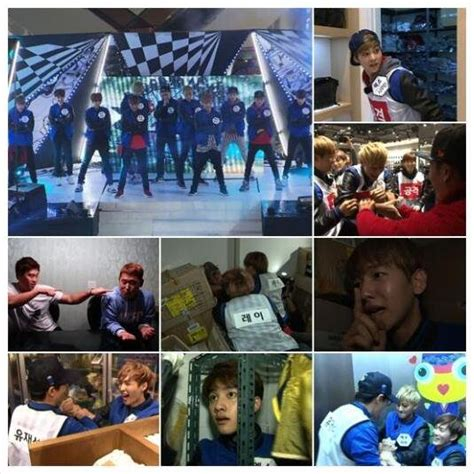 exo on running man exo member s 엑소 exo hadir di running man