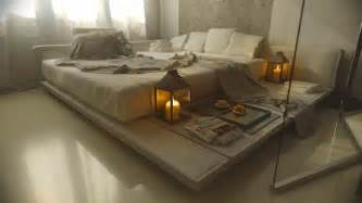 chambres 224 coucher avec des palettes neutres d 233 cor de