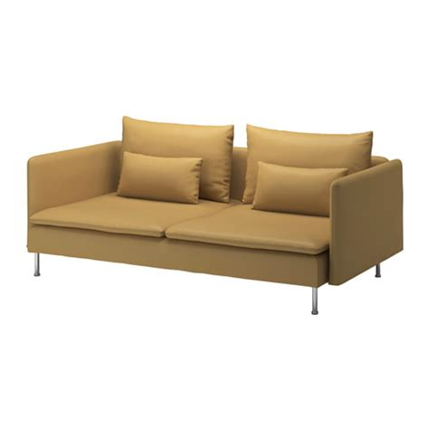 yellow sofa ikea s 214 derhamn sofa samsta dark yellow ikea