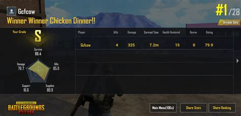 pubg ranking playerunknowns battlegrounds how is the rating