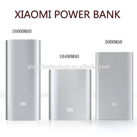 Power Bank Xiaomi 5000 Mah xiaomi power bank for 10400mah 5000mah 16000mah buy