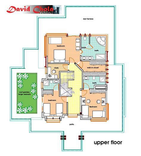 house plans floor plans contemporary house plan 1 adroit architecture