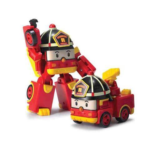 Robocar Transforming Robot robocar poli transforming robot roy kopen lobbes nl