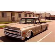 1969 Chevy C 10 Dropped  Nacho Truck YouTube