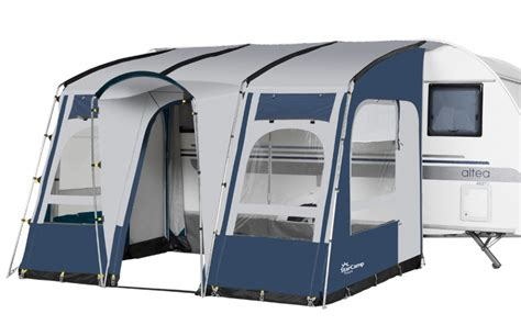 Caravan Lightweight Awnings by Starc Futura 330 Lightweight Caravan Porch Awning