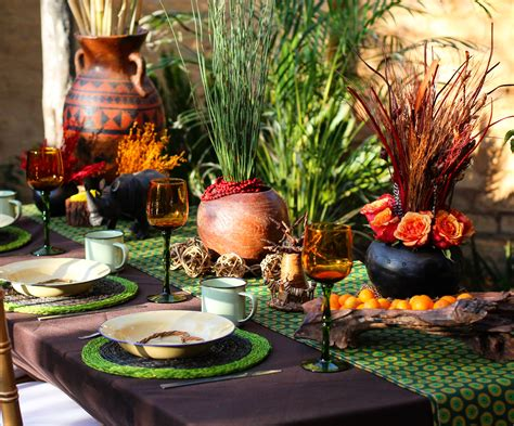 african themed decor traditional african wedding decor zulu wedding
