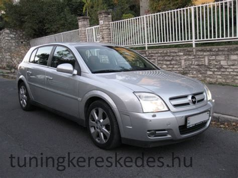 opel signum tuning aut 243 tuning referenci 225 k tuningkereskedes hu