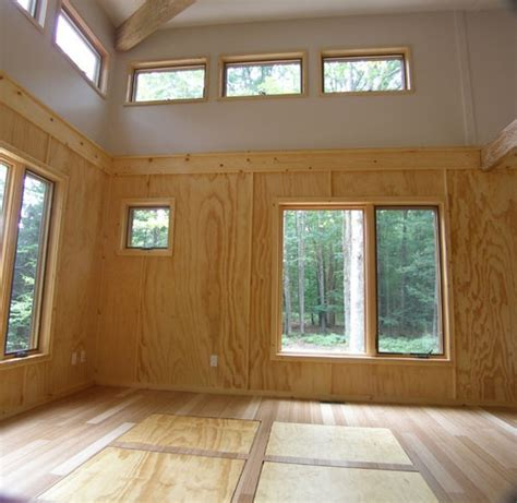 Plywood Garage Walls by 129 Best Images About Rustic Cabin On