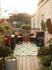 how to decorate a small patio 12 ways to outfit a small deck planters decks and tables