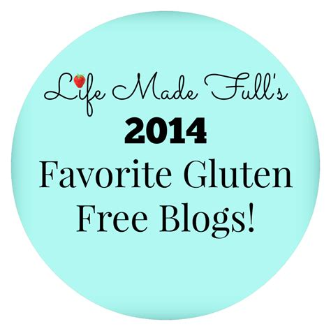 Amazing Gluten Free Blogs by Made S Top 10 Gluten Free Blogs For 2014