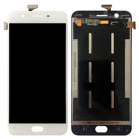 Lcd Touchscreen Oppo F1s Original New oppo f1s a1601 lcd display touch screen digitizer assembly