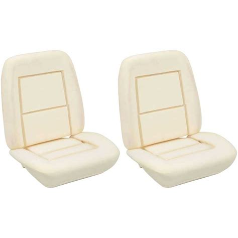 upholstery seat foam pontiac firebird parts interior soft goods seat