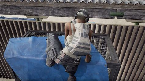 pubg forums pubg s test servers getting climbing vaulting next week