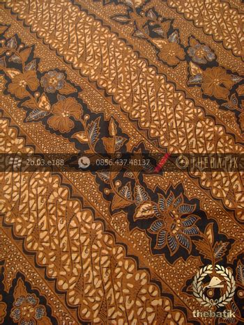 Parang Seling jual kain batik motif parang seling kembang