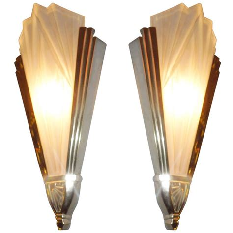 art deco wall art deco sconces from degu 233 deco wall antiques and search