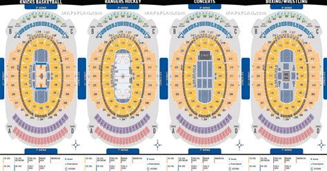 madison square garden floor plan madison square garden seating chart detailed seat