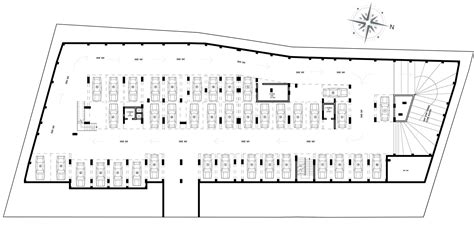 parking floor plan paradise street interchange wilkinsoneyre the car park