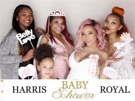 Tiny Baby Shower by T I Tiny S Baby Shower Was A Royal Affair Kandi Burruss