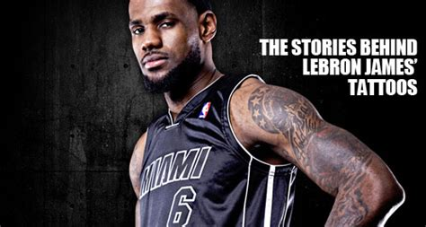 lebron james tattoo designs lebron archives athletize get to your