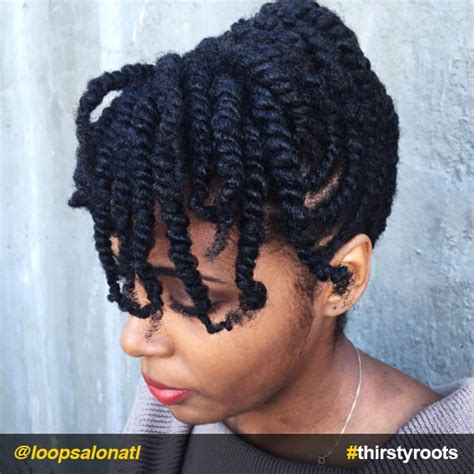 african 2 strands hair styles for older black woman african american braided hairstyles with bangs hairstyles