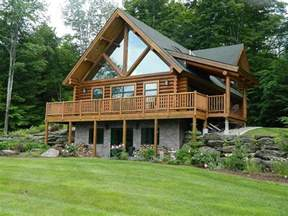 vermont log homes true vermont log cabin mountain views vrbo