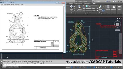 tutorial autocad architecture 2015 pdf autocad 2015 tutorial for beginners complete drawing