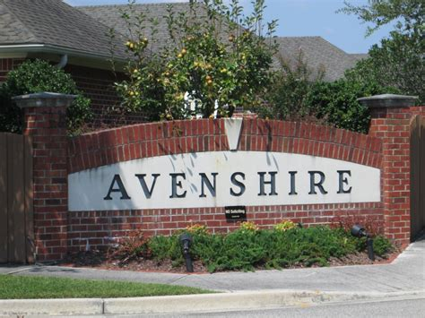 New Hanover Property Records Avenshire Wilmington Nc
