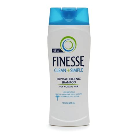 what is the safest hypo allerginic hair dyes on the market finesse clean simple hypoallergenic shoo for normal