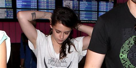 kristen stewart tattoo meaning kristen stewart s new is interesting huffpost