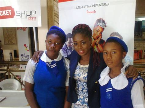 naija school girls unical students stage a peaceful protest photos