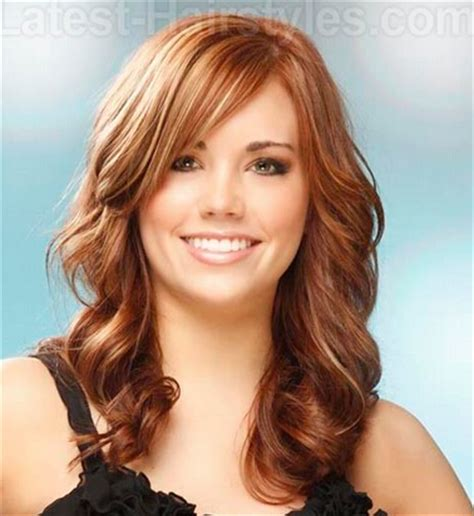 flip hairstyles for long face shape best hairstyles for round face shapes pretty designs