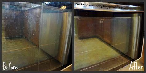 Cleaning Oven Glass Door Racks And Mooby How To Clean In Between Your Oven Door Windows