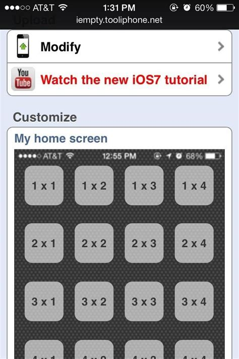 how to move app icons wherever you want on your ios 7 home
