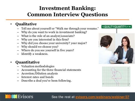 Work In Investment Banking Without Mba by Getting A In Investment Banking