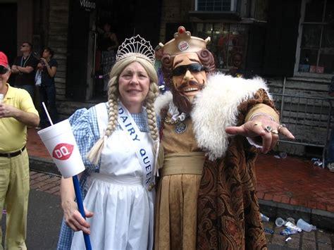 burger king  dairy queen halloween costume ideas