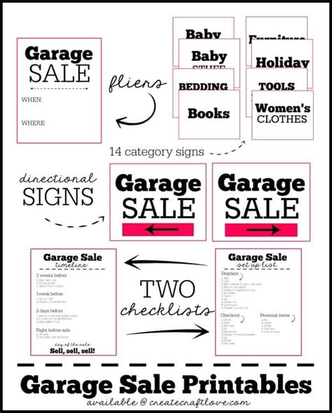printable price tags for garage sale yard sale price tags printable stickers design
