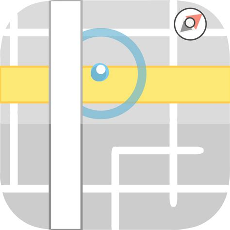 map icon ios7 icon redesign maps doug keating