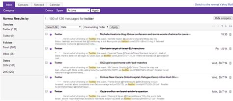 yahoo email just disappeared yahoo mail disappeared driverlayer search engine
