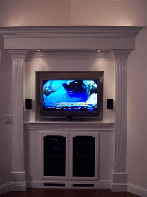 Flat Screen Tv Above Fireplace by Flat Screen Tv The Fireplace