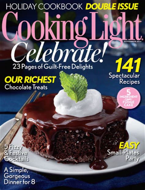 Cooking Light Subscription by Cooking Light Magazine Subscriptions Renewals Gifts
