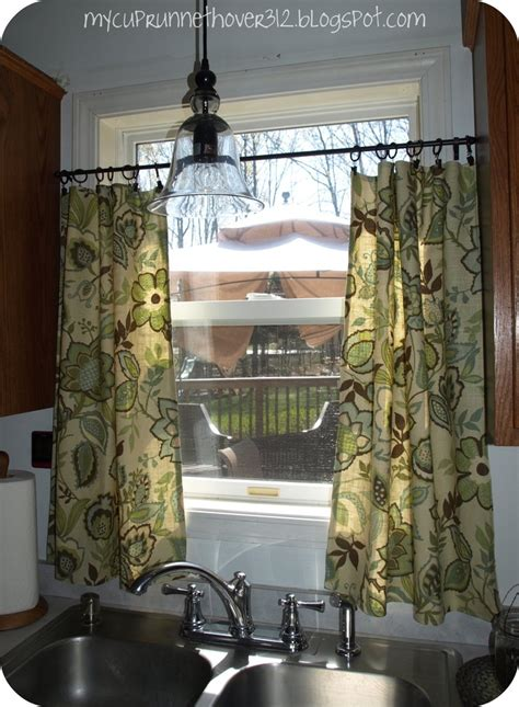 curtain ideas for kitchen pin by chris langdon on kitchen curtain ideas pinterest